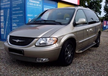 Pompa ABS Chrysler  Grand Voyager III