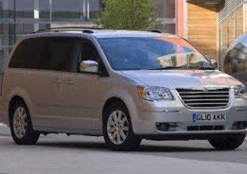 Pompa ABS Chrysler  Grand Voyager IV