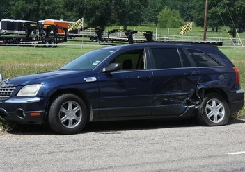 Szczęki hamulcowe tylne Chrysler  Pacifica