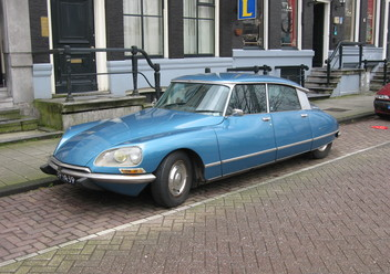 Antena Citroen  DS