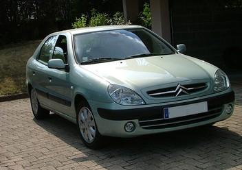Dywaniki samochodowe Citroen  Xsara