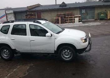 Pokrowce ochronne Dacia Duster