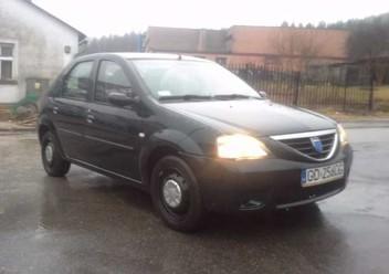 Dywaniki samochodowe Dacia Logan II