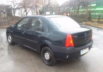 Antena Dacia Logan II