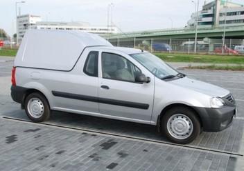 Szczęki hamulcowe tylne Dacia PickUp