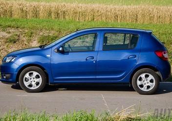 Dywaniki samochodowe Dacia Sandero II