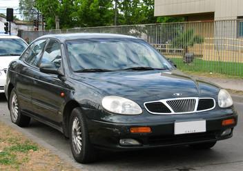 Dywaniki samochodowe Daewoo Leganza
