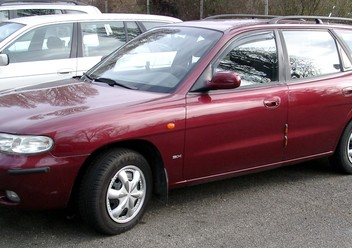 Dywaniki samochodowe Daewoo Nubira