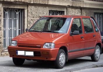 Pokrowce samochodowe Daewoo Tico