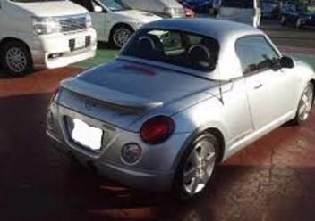 Dywaniki samochodowe Daihatsu Copen