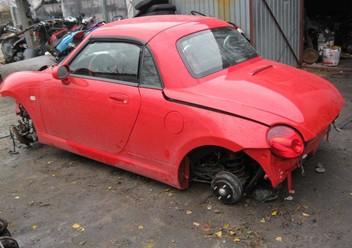 Szczęki hamulcowe tylne Daihatsu Copen