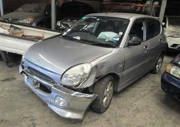 Regulator siły hamowania Daihatsu Sirion I