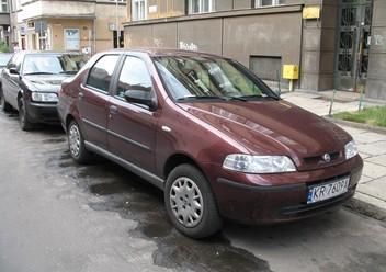 Serwo hamulca Fiat Albea