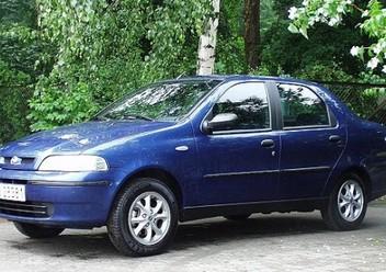 Serwo hamulca Fiat Albea FL