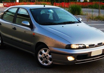 Serwo hamulca Fiat Brava