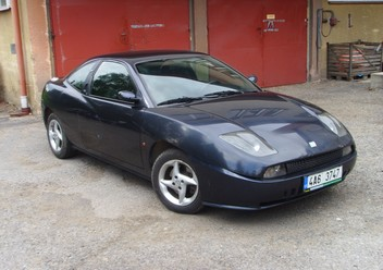 Pompa hamulcowa Fiat Coupe