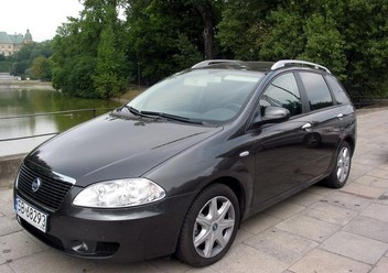 Serwo hamulca Fiat Croma