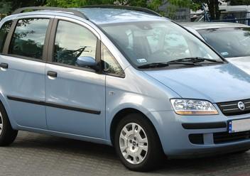 Serwo hamulca Fiat Idea