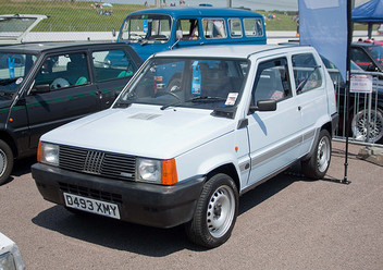 Antena Fiat Panda II FL