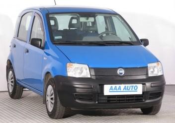 Dywaniki samochodowe Fiat Panda II FL