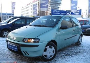 Pokrowce samochodowe Fiat Punto II