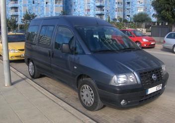 Pokrowce samochodowe Fiat Scudo II