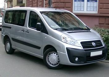 Serwo hamulca Fiat Scudo II