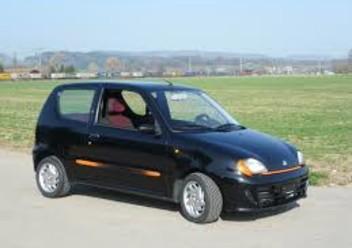 Pokrowce samochodowe Fiat Seicento 1100