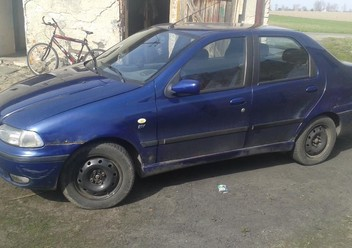 Antena Fiat Siena I