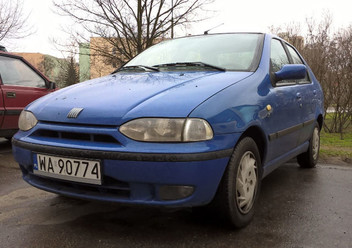 Antena Fiat Siena II