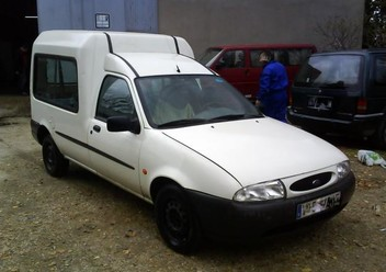 Pompa hamulcowa Ford Courier