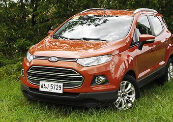 Antena Ford EcoSport