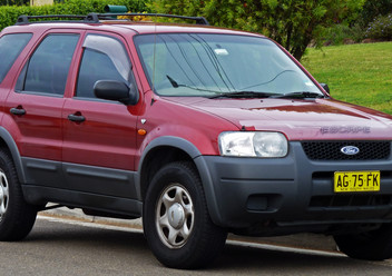 Regulator siły hamowania Ford Escape