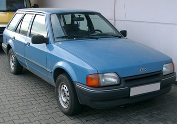 Antena Ford Escort Mk6