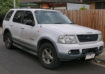 Antena Ford Explorer I