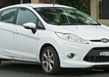 Antena Ford Fiesta Mk5