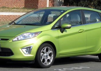 Dywaniki samochodowe Ford Fiesta Mk3
