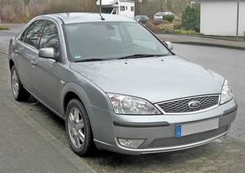 Pompa ABS Ford Mondeo Mk4