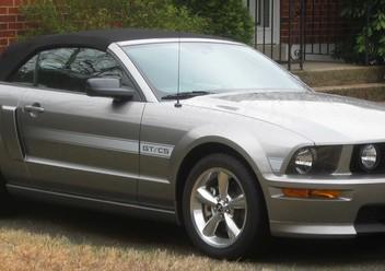 Szczęki hamulcowe przednie Ford Mustang