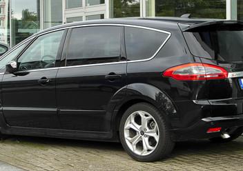 Pokrowce ochronne Ford S-MAX