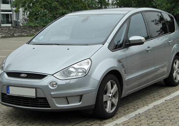 Antena Ford S-MAX