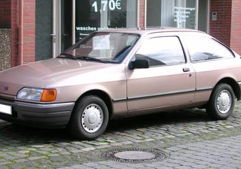 Pokrowce samochodowe Ford Sierra SX
