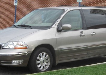 Antena Ford Windstar II