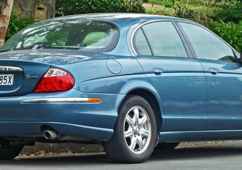 Serwo hamulca Jaguar S-Type