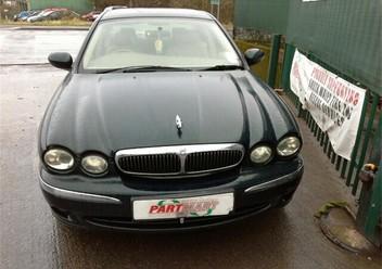 Szczęki hamulcowe przednie Jaguar X-Type