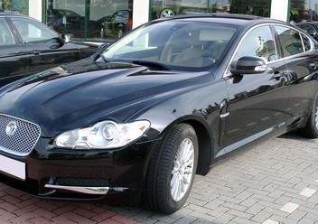 Pokrowce samochodowe Jaguar XF