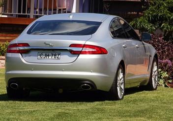 Pokrowce samochodowe Jaguar XF FL