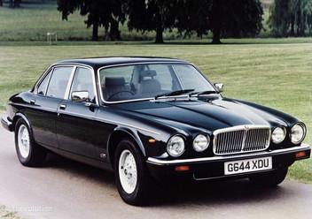 Czujnik przepływomierza powietrza Jaguar XJ I