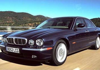 Podręczniki / Literatura / Przeglądy Jaguar XJ III