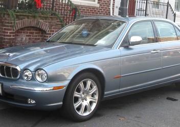 Regulator siły hamowania Jaguar XJ IV